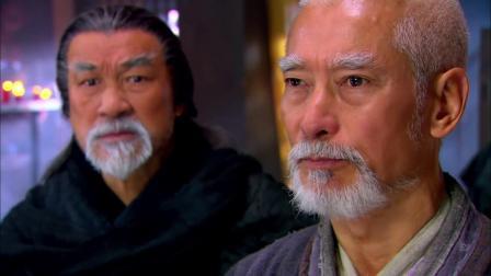 扫地神僧太神秘,藏身藏经阁七十年,两大高手居然没发现