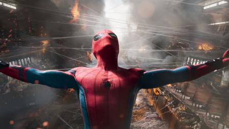 漫威电影:蜘蛛侠为证明自己,只身抓捕罪犯,却还是要钢铁侠帮忙!