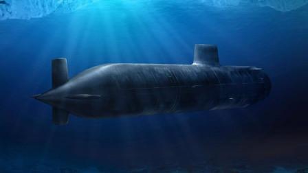 各国核潜艇下潜深度大公开,美610米俄罗斯1300米,中国是多少