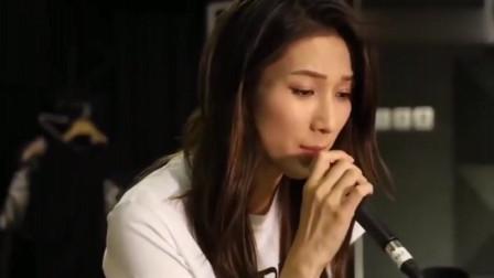 钟嘉欣翻唱林峯的《爱在记忆中找你》,满满的回忆杀!