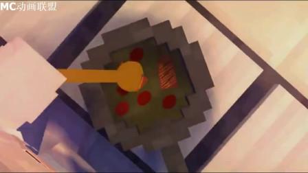 我的世界动画-MC游戏画面 vs MC动画画面-RydexSheldon