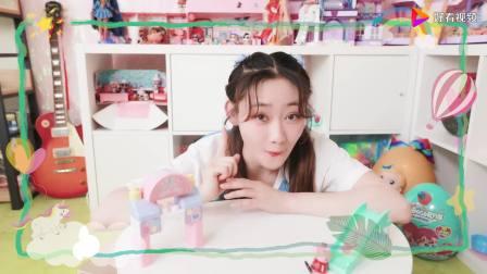小猪佩奇为吃蛋糕给雪儿喵打工建房子,捣乱的怪兽意外帮了大忙!(1)