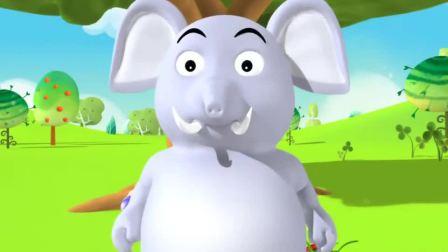 益智早教系列:鞠萍姐姐讲故事《大象的鼻子》