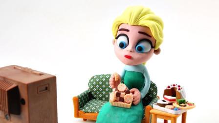 定格动画:这是什么饼干?吃了便一发不可收拾!