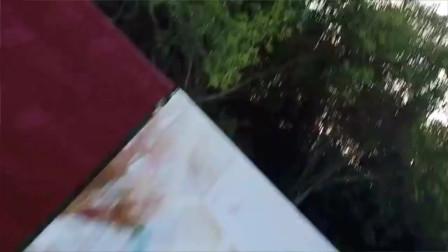 无人机炸机事故惨案实录 第001集