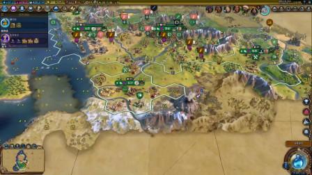 《文明6》Civilization® VI-从零开始攻略第四期