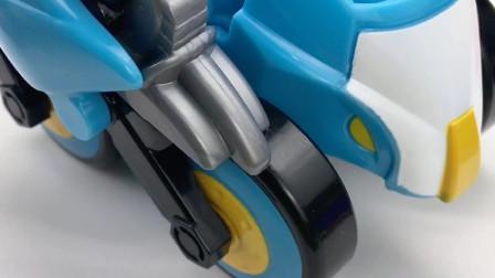 猪猪侠竞速小英雄变形机器人集合啦