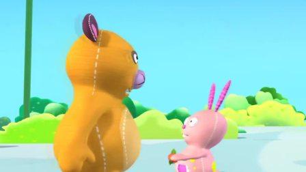 益智早教系列:鞠萍姐姐讲故事《大力士小白兔》