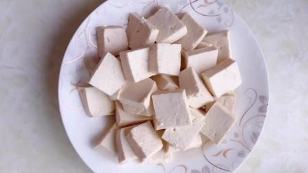 孩子隔三差五就想吃酸甜可口的豆腐,这样的豆腐还超级下饭