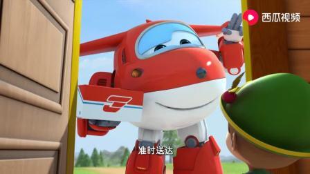 超级飞侠:乐迪学习做奶酪,一共就四步,每次都出错!