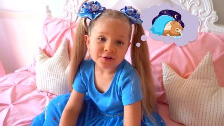 国外儿童时尚,小萝莉和孩子们睡前故事
