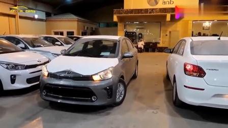 全新韩系小型车! 2020款起亚焕驰到货入库, 外观和内饰全方位展示
