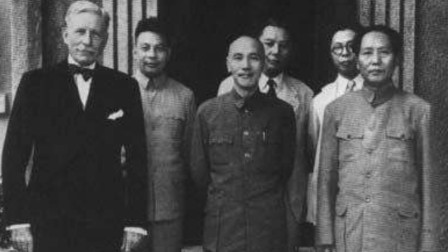 1949年,国民党提出和平谈判,毛主席的诚意表露无遗