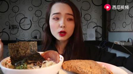 上海阿尤:小猪佩奇社会表+日式豚骨拉面+单身狗粮+香草味棉花糖
