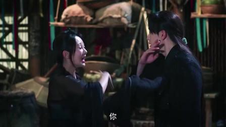 香蜜沉沉烬如霜:杨紫一把葡萄干扔火神脸上,邓伦你干嘛呢