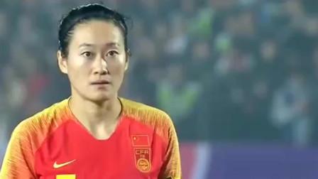 吴海燕点球致胜,中国女足4-2战胜巴西夺冠,这就是世界级强队,这就是铿锵玫瑰!