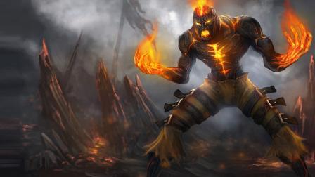 LOL:火男精彩集锦,一个大招让敌方彻底懵圈