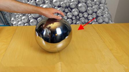 当四维空间的球进入我们的三维世界,看起来应该是什么样子?