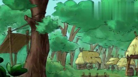 百变马丁:没想到被独眼龙们跟踪来了,密林深处是马丁的基地