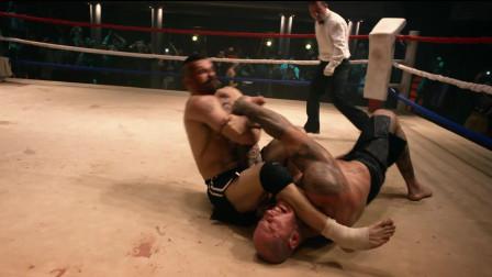终极斗士4:愤怒时最强男人尤里博伊卡,圈圈到肉,格斗拳王自我救赎