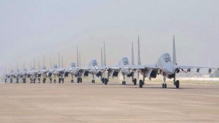 超燃,珍贵的歼20开火、大象漫步,解放军陆空全火力覆盖!