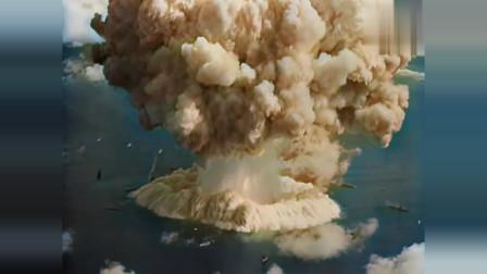 """核武器 """"蘑菇云""""欣赏一下"""