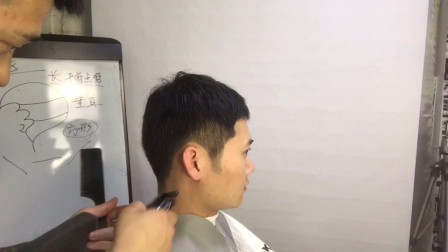 男发剪发教程