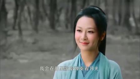 香蜜沉沉:锦觅眼睛里只有黑白,凤凰的眸,儿子的笑,却是她眼中最美的风景