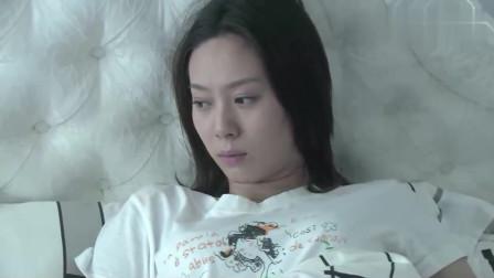 温柔的谎言:母亲让自己回家,结果看到程鹏的态度后,李青生气的离开了