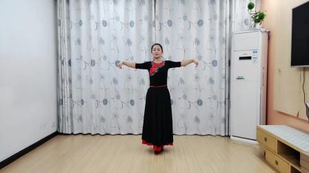 武汉白玫瑰广场舞《鸿雁飞飞》背面完整版来啦,一起跳起来吧!编舞饶子龙