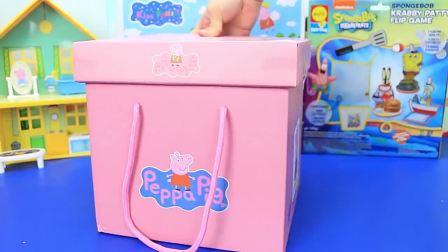 小猪佩奇食玩套装 糖果饼干大礼盒