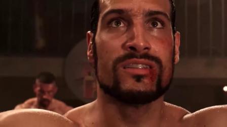 终极斗士:劳尔以为比赛结束,博伊卡却站了起来,心痛他这小眼神