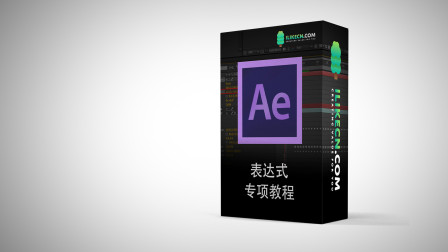 AE表达式专项 After Effects 教程-01-表达式功能简介【爱来教程】