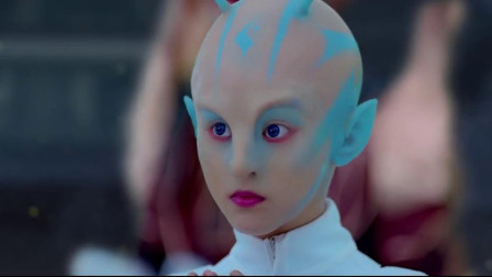 外星女子非法时空跳跃,还抓地球人当宠物,结果要被关星际监狱