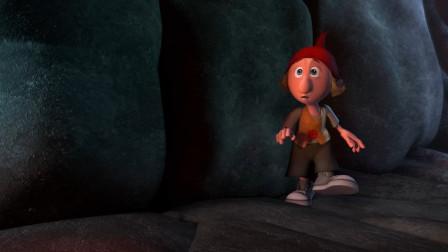 第七个小矮人:波波又跟其他小矮人走散了,七个小矮人总是少一个