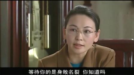 大江东去:沈市长沾花惹草,妻子提醒他真正身份,沈市长害怕了