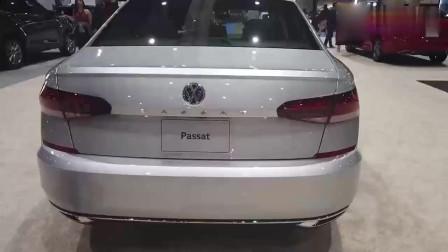 2020款大众帕萨特车展实拍,空间大颜值高