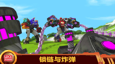 百兽总动员:维托使诈,让超级战龙神和机械假人被炸