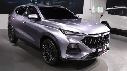 年轻动感 长安欧尚X5全力打造10万级SUV细分市场新标杆-车生活