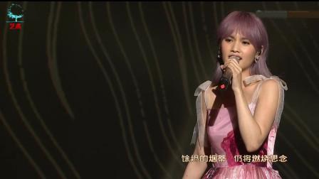 吴青峰量身打造《年轮说》,杨丞琳现场演唱,实力的歌手是藏不住的