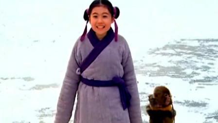 好人有好报!小女孩救了一只猴子,没想到福禄寿三仙却赐给她300年寿命!