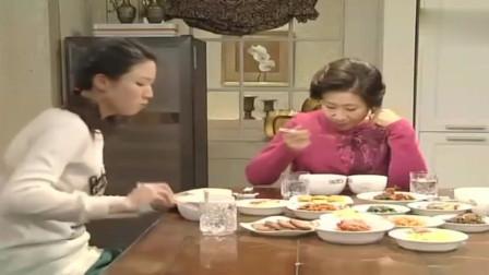 爱在何方:恩玉半夜想吃泡菜拌面,清河叫大姐帮她做