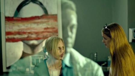 恐怖电影:毁容女为恢复容貌,沦为变异病毒原体,疯狂传播人类无能为力