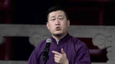 张鹤伦表演京韵大鼓