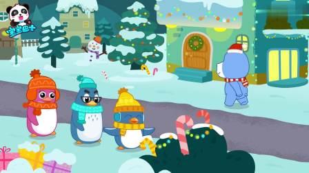 宝宝巴士欢乐圣诞:平安夜遇火情,消防员现场救火,平安最重要