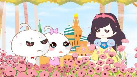 白雪公主,孩子们,王后的高颜值女儿白雪的1万颗玫瑰花被偷了,谁是小偷?