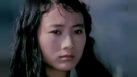 早起爱情电影《月月》,1986年面世,当时的小月为爱所困,不知所以!