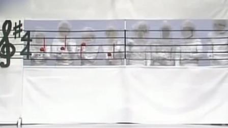 日本小孩爆笑演绎五线谱,创意程度应该无人能敌了吧!