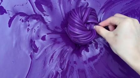 超治愈的紫薯炸耳起泡胶,好玩到停不下来!