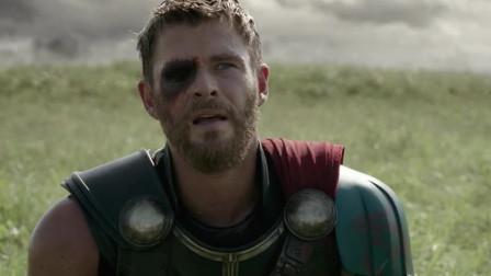 雷神雷霆之力觉醒,从此不再是锤神,不过以后还是会变斧神